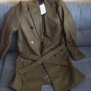 NWT Zara Man Coat